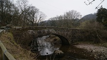 Hubberholme Bridge (12th February 2013).JPG