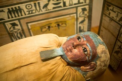 Mummy, Metropolitan Museum of Art