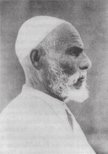 Omar Mukhtar was the leader of Libyan resistance in Cyrenaica against the Italian colonisation.
