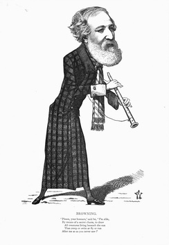 Caricature by Frederick Waddy (1873)