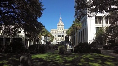 City Hall in Savannah