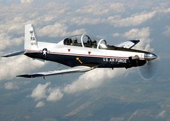 T-6A Texan II of the 559th FTS