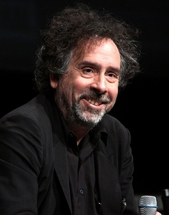Tim Burton, President of the 2010 Competition Jury