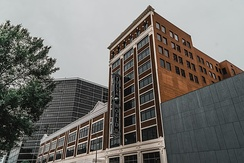 The Tulsa World operates primarily from its headquarters in downtown Tulsa.