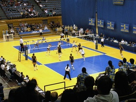 UCLA vs. USC volleyball 2008
