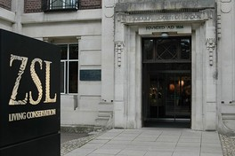 Zoological Society of London (ZSL), Main Building, Entrance
