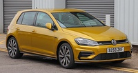 Volkswagen Golf R-Line 5-door hatchback (facelift)