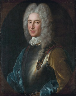 Alexander Forbes, 4th Lord Forbes of Pitsligo; his support of the doctrine of indefeasible hereditary right placed him in a minority of Jacobites by 1745