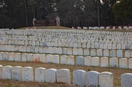 One in thirteen veterans were amputees.Remains of both sides were reinterred.National cemetery in Andersonville, GA.