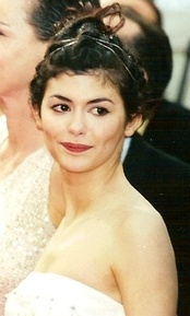Tautou at the 1999 Cannes Film Festival
