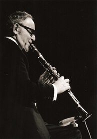 Goodman in concert in Nuremberg, Germany (1971)