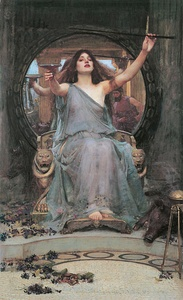Circe Offering the Cup to Ulysses1891