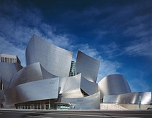 Walt Disney Concert Hall in Los Angeles (2003)