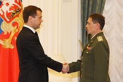 Dmitry Medvedev with Andrei Volovikov.jpg