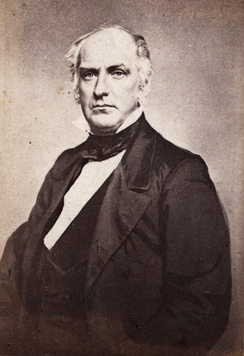 Edward Dickinson Baker (1811-1861), first Oregon Republican elected to the U.S. Senate, was an early casualty fighting for the Union in the American Civil War.