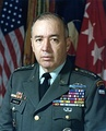 Richard E. Cavazos became the U.S. Army's first Hispanic Four Star General