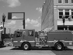 Knoxville Fire Department Engine 1