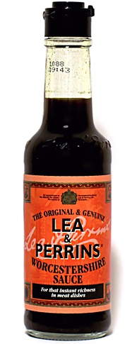 Lea & Perrins Worcestershire sauce - the invention of two Worcester chemists