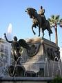 Памятник Примо де Ривера, Мигель