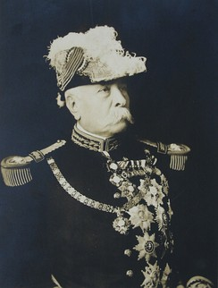 General Porfirio Díaz, President of Mexico