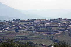 President Jacob Zuma's Nkandla homestead was declared a National Key Point in 2010.