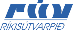 Old RÚV logo used from September 1966 to March 2011.