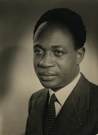 Kwame Nkrumah, an icon of Pan-Africanism