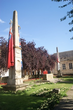 The Town and County War Memorial