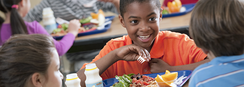 The National School Lunch Program (NSLP) was established under the National School Lunch Act, signed by President Harry Truman in 1946.