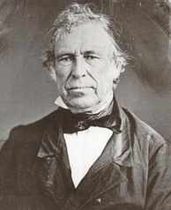 Zachary Taylor in 1850