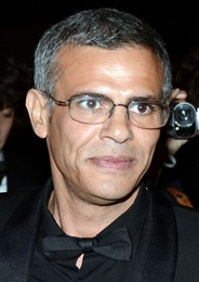 Director Abdellatif Kechiche at the 2013 Cannes Film Festival