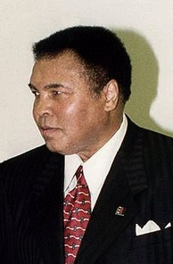 Ali in his later years