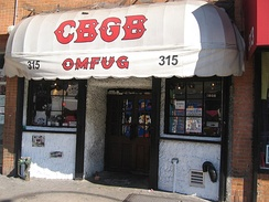 CBGB, New York: Richards co-organized the show Addressing the Shadow and Making Friends with Wild Dogs: Remodernism in its gallery.