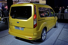Ford Tourneo Connect, second generation (rear)