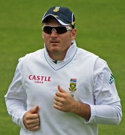 Graeme Smith holds record for most Test matches as captain, as well as most Test wins. He led South Africa from 2003 to 2014.[1]