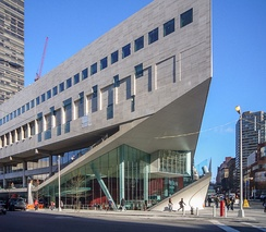 Alice Tully Hall, en la escuela Juilliard.