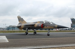 Iraqi Air Force Mirage F1BQ