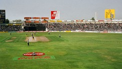 One Day International at Sharjah in 1998 (Australia v India)