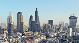 The City of London is one of the world's largest financial centres[229][230][231]