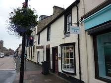 The oldest functioning Post Office in the world, Sanquhar, Scotland