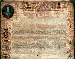 The Treaty of Union led to a single united kingdom encompassing all Great Britain