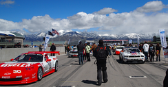 Fans invited to tour starting grid before 2011 season race