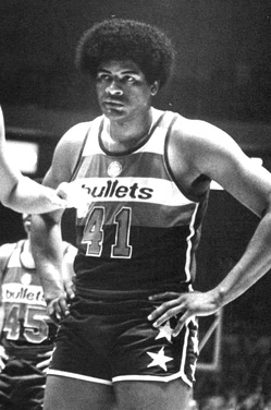 Wes Unseld, who won the NBA Rookie of the Year, NBA Regular Season MVP, and NBA Finals MVP awards, played all 13 seasons of his career with the Bullets.