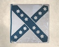 Battle flag of the 11th Mississippi Infantry Regiment used at Antietam