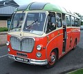 1961 Bedford C with Duple body