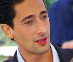 Brody at the 2002 Cannes Film Festival