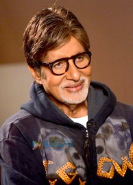 Amitabh Bachchan in 2014. The most successful Indian actor during the 1970s–1980s, he is considered one of India's greatest and most influential movie stars.[68][69][70][71][72]
