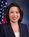 Angie Craig, official portrait, 116th Congress.jpg