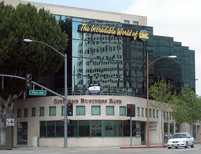 Former DIC headquarters in Burbank, California