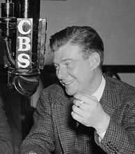 Arthur Godfrey spoke directly to listeners individually, making him the foremost pitchman in his era.